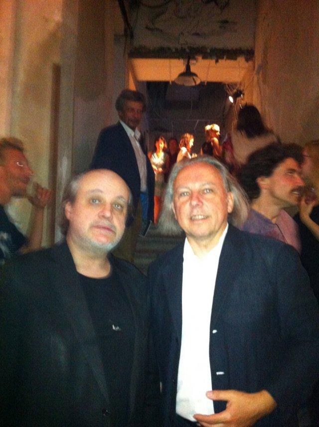 Paulus Manker & Franz Schwarzinger