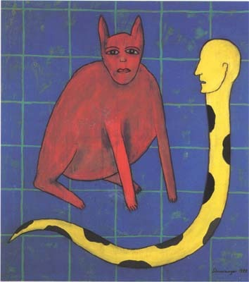 'La belle et la bete', 1988