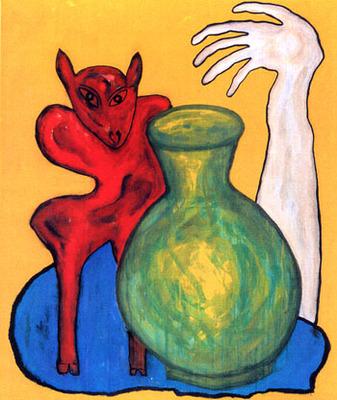 'Atelier handgreiflich', 1995