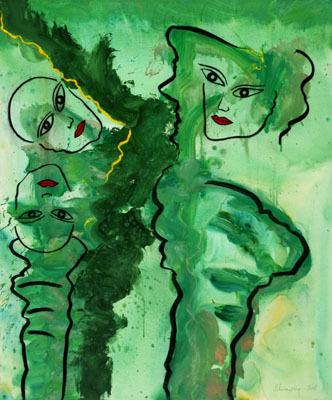 'Paradisische Zeiten', 2008