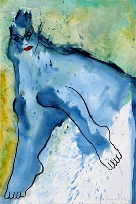 'Mangel', 2008