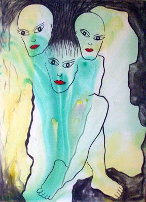 'Böse Geister', 2008