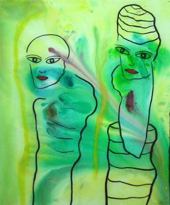 'Modelle', 2008