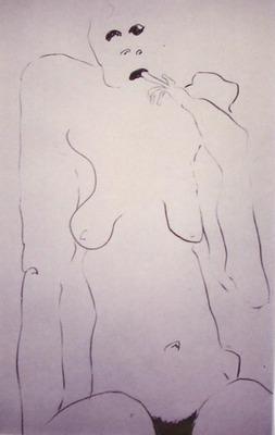 Ohne Titel, 1980