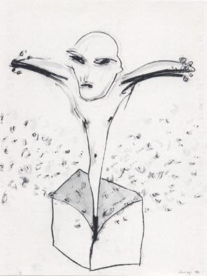 'Bildhauer', 1986