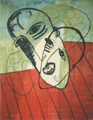 Ohne Titel, 1988