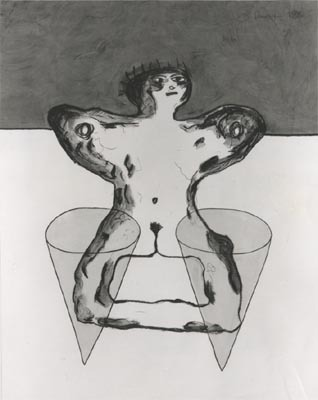 'Kommunizierend', 1989
