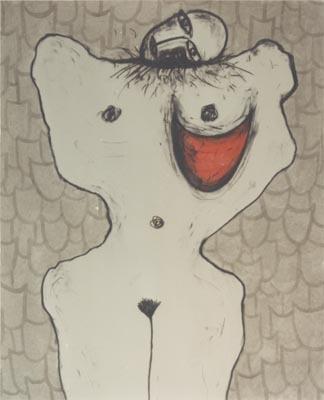 Ohne Titel, 1989