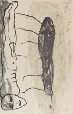 Ohne Titel, 1990