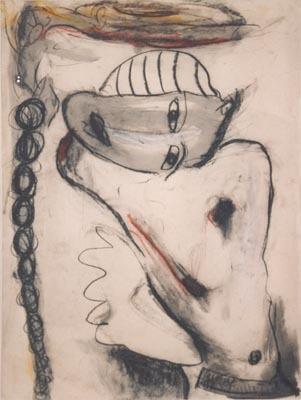 Ohne Titel, 1991