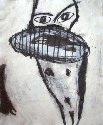 Ohne Titel, 1992
