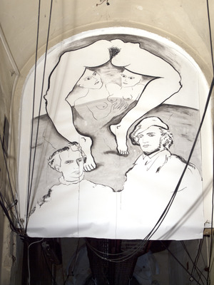 'Richard & Ludwig 1', 2013